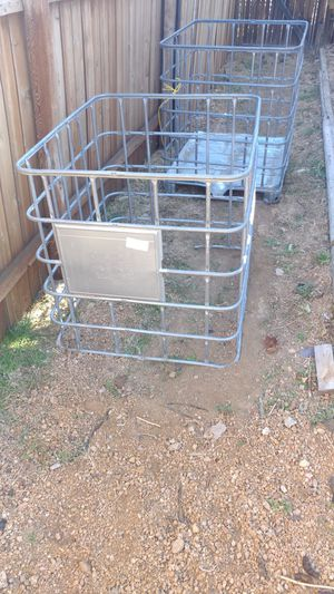 Water tank cages for Sale in Colorado Springs, CO