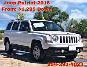 Jeep Patriot 2016 for Sale in Killeen, TX