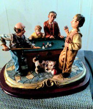 "Antique ""The billiards game figurine"" for Sale in Philadelphia, PA"