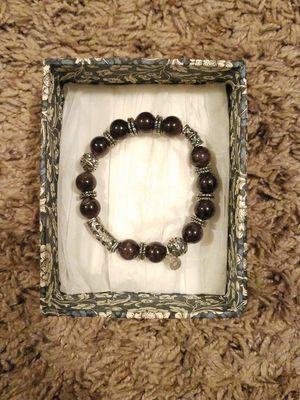 Amethyst and Silver Bracelet for Sale in Oceanside, CA