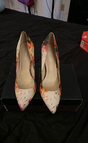 Charles high heels for Sale in North Bethesda, MD