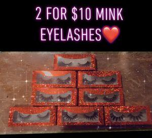 Mink eyelash strips❤️ for Sale in Chicago, IL