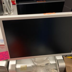 "Apple 23"" Cinema Display W Power Supply Clean Screen for Sale in Costa Mesa, CA"
