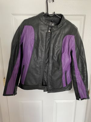 Women's full armor motorcycle jacket. for Sale in Queens, NY