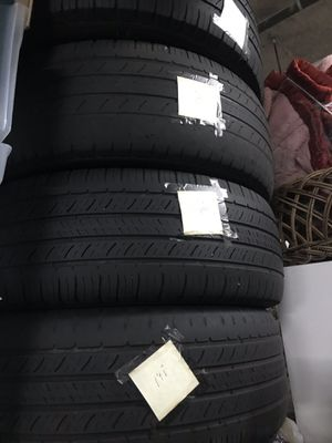 4 Tires Ford edge 2013 for 100$ total for Sale in Fort Lee, NJ