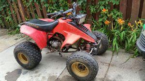 suzuki 4 wheeler for Sale in Chicago, IL