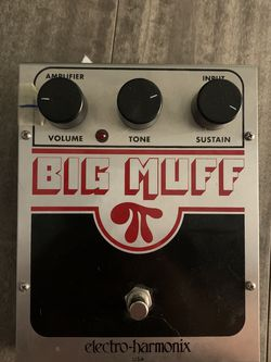 Big Muff Guitar Pedal for Sale in Chino,  CA