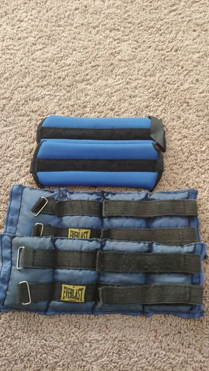 2 ankle weight sets for Sale in Snohomish, WA
