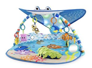 Finding Nemo Baby Activity Gym & Activity Baby Chair for Sale in Austin, TX