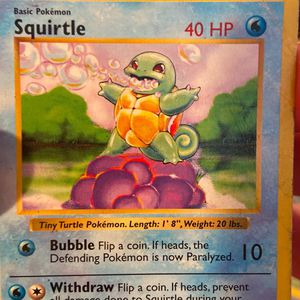 Squirtle 63/102 Shadowless for Sale in Glen Burnie, MD