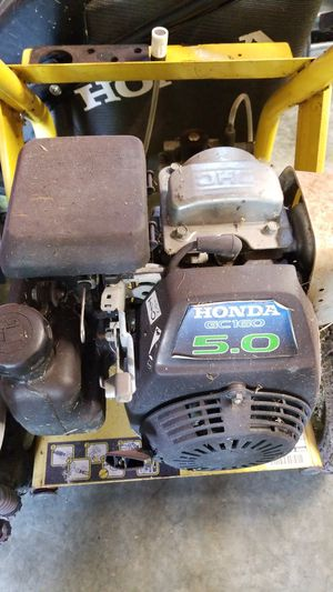 Honda Pressure washer for Sale in Lynnwood, WA