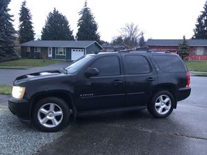 2007 Chevy Tahoe for Sale in Seattle, WA