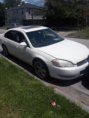 09 Chevy impala for Sale in Houston, TX