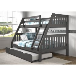 🚚💤bunk Bed 🛌 ❇️full 🛌twin 💤trundle Twin 🟩🟨deliver Available Free Deliver 🛏💤💤🏡mattress Included for Sale in Alhambra,  CA