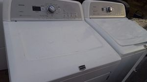 Washer and ((( Gas dryer ))) for Sale in Alexandria, VA
