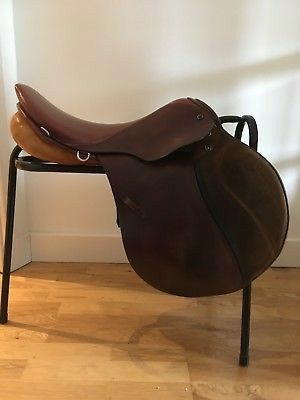Steuben Siegfried jumping saddle for Sale in Butte, MT