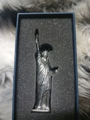 Sterling Silver 5.4 ounce Statue for Sale in Queens, NY