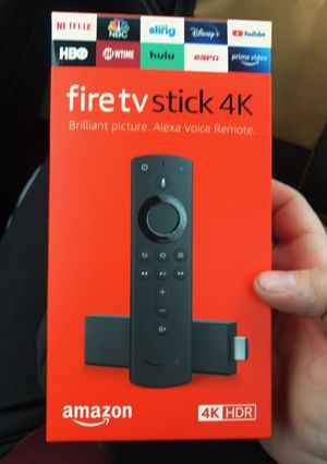 Amazon 4K Fire Stick for Sale in Denver, CO