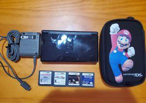 Nintendo DS Lite Onyx Black Like New for Sale in East Hartford, CT