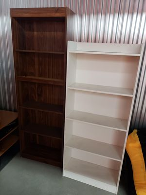 2 book shelves for Sale in Glendale Heights, IL