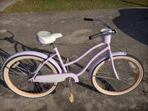 """Huffy Cranbrook Beach Cruiser bike with 26"""" tires, Like New - $80 FIRM for Sale in Wesley Chapel, FL"""