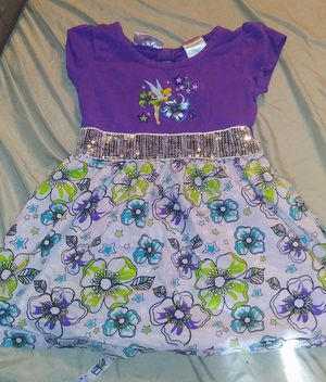 Kids toddlers tinkerbell dress and costume for Sale in Hudson, FL