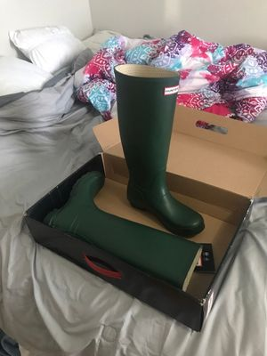 Hunter Rain Boots for Sale in Cleveland, TN