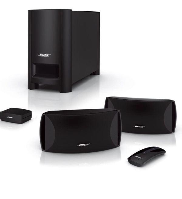 Bose Speakers CineMate Series II