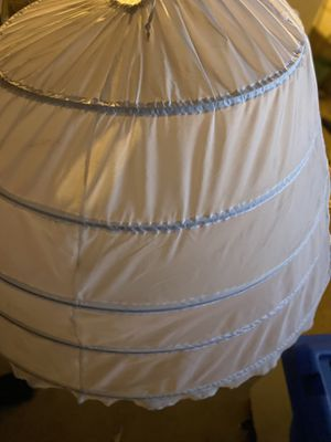 Ball gown hoop for Sale in Plainfield, IL