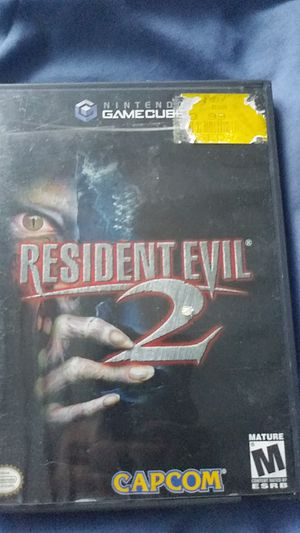 Gamecube Resident Evil 2 for Sale in Anaheim, CA
