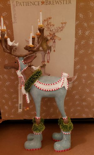 """Patience Brewster 13"""" Dash Away Dasher Figure NWT for Sale in Hutchinson Island, FL"""