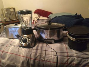 Small kitchen appliances for Sale in Columbia, SC