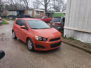 2013 Chevy sonic (blank odometer) for Sale in Houston, TX