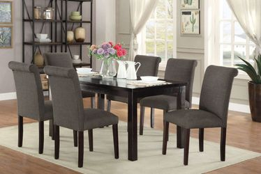 Brand New 7pc Dining Table Set for Sale in South El Monte,  CA