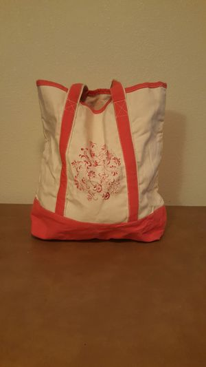 Pretty Floral Reusable & Durable Cloth Tote Bag for Sale in Las Vegas, NV