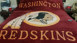 Redskins Blanket for Sale in Portsmouth, VA