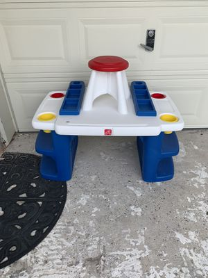 Kids table and chair for Sale in Spring, TX