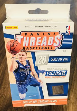 2018 Panini Luka Doncic Hanger Box!!! Luka Doncic Rookie Card?! for Sale in Dallas, TX