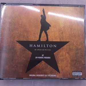 Hamilton Original Broadway Cast Recording for Sale in Forest Grove, OR