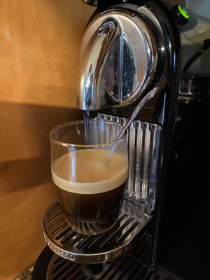 Espresso glass for Sale in Lutz, FL
