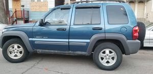 Jeep liberty 2003 for Sale in Chicago, IL