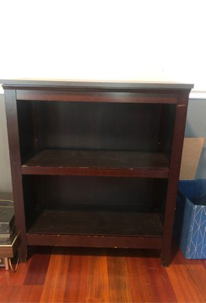 Wood book shelf for Sale in Houston, TX