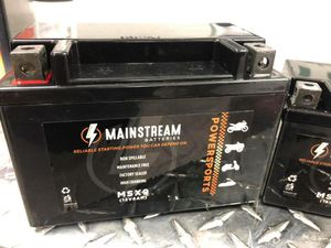 Do you need battery for your motorcycle? for Sale in Henderson, NV