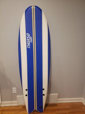 "Thurso 5'10"" Fish Tale Soft Top Surfboard for Sale in Denver, CO"