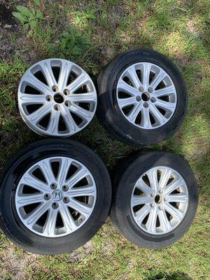 Honda 18 inch oem wheels for Sale in Polk City, FL
