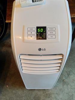 LG Portable Air Conditioner for Sale in Seattle,  WA