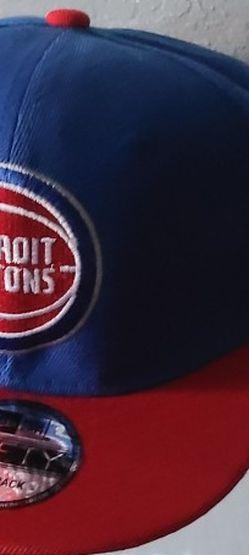 Detroit Pistons New Era Snapback for Sale in Fresno,  CA
