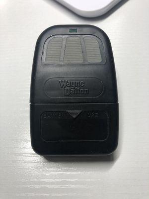 Wayne Dalton Garage door remote for Sale in North Olmsted, OH