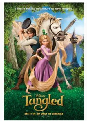 Tangled DVD for Sale in Lawrence, MA