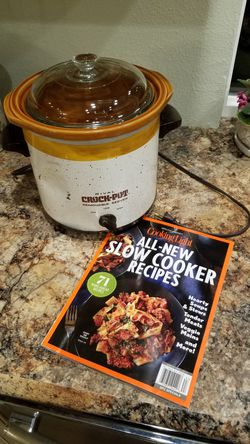 CROCK POT with SERVER $20 OBO for Sale in Bremerton,  WA
